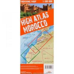 Haut Atlas Marocain - Express Map