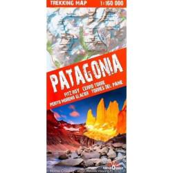 Patagonie - Express Map