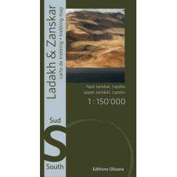 Ladakh, Zanskar Sud - éditions Olizane
