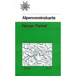 Achat Carte randonnées Nanga Parbat (Pakistan) - Alpenverein