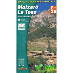 Achat Cartes randonnées Moixero, La Tosa - Alpina
