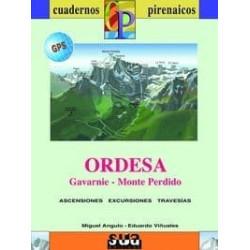 Achat Cartes randonnées Ordesa, Gavarnie, Monte Perdido (esp) - Sua
