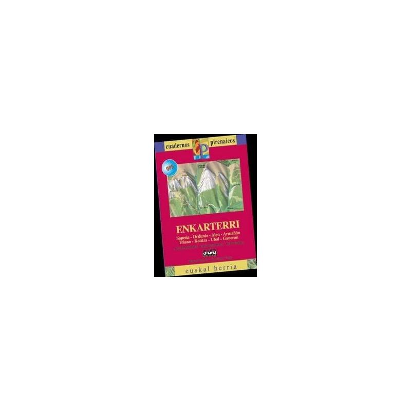 Achat Cartes randonnées Enkarterri (esp) - Sua