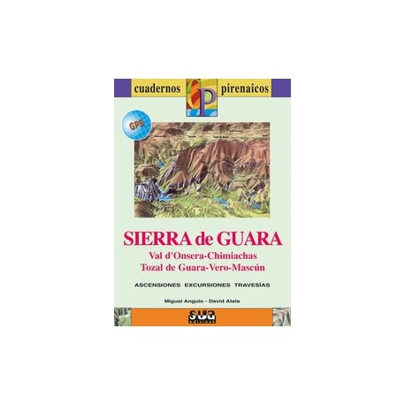 Achat Cartes randonnées Sierra de Guara (esp) - Sua