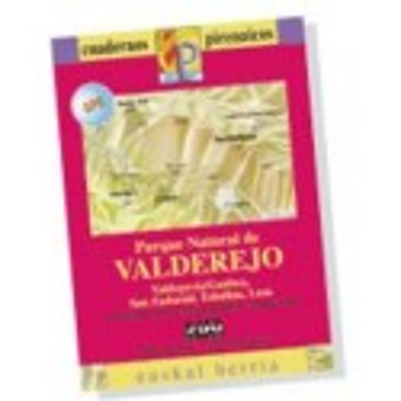 Achat Cartes randonnées Valderejo (esp) - Sua