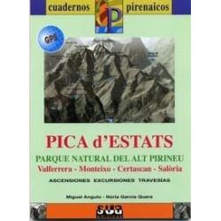Achat Cartes randonnées Pica d'Estats (esp) - Sua