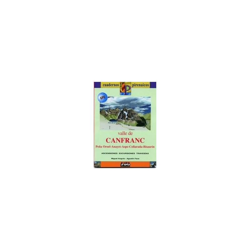 Achat Cartes randonnées Canfranc (esp) - Sua