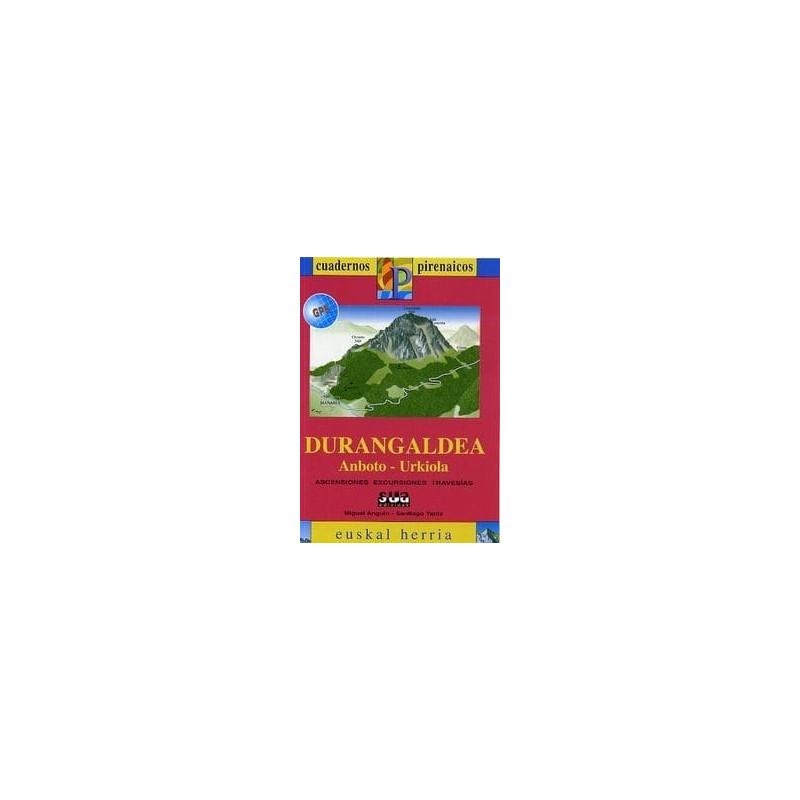 Achat Cartes randonnées Durangaldea - Sua