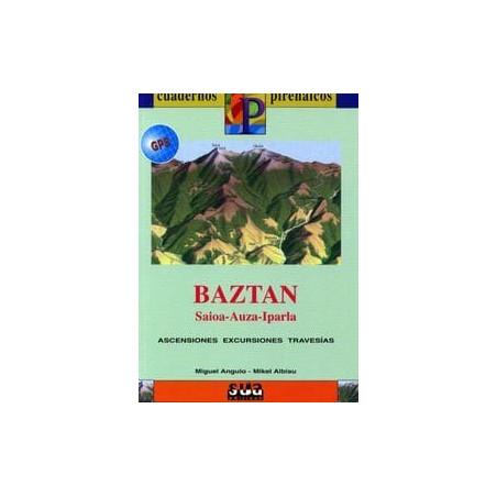 Achat Cartes randonnées Baztan - Sua