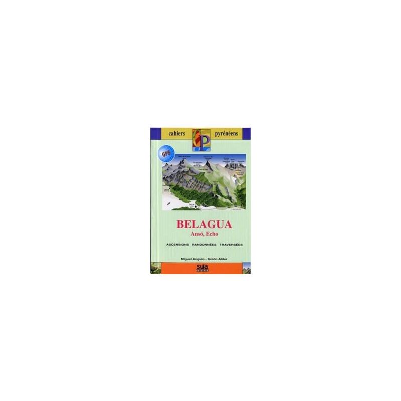 Achat Cartes randonnées Belagua, Anso Echo (fr) - Sua