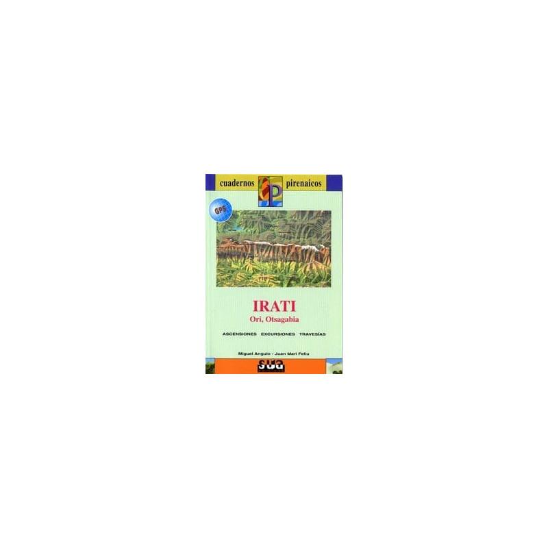 Achat Cartes randonnées Irati - Sua