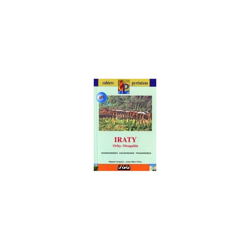Achat Cartes randonnées Iraty - Sua