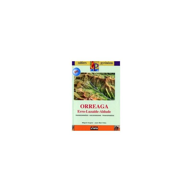Achat Cartes randonnées Orreaga (fr) - Sua