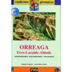 Achat Cartes randonnées Orreaga (esp)- Sua