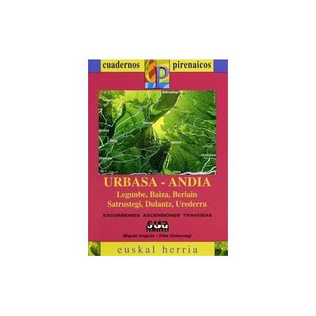 Achat Cartes randonnées  Urbasa, Andia - Sua