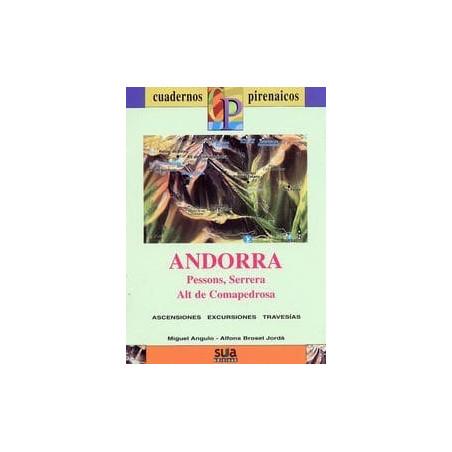 Achat Cartes randonnées  Andorra, Andorre - Sua
