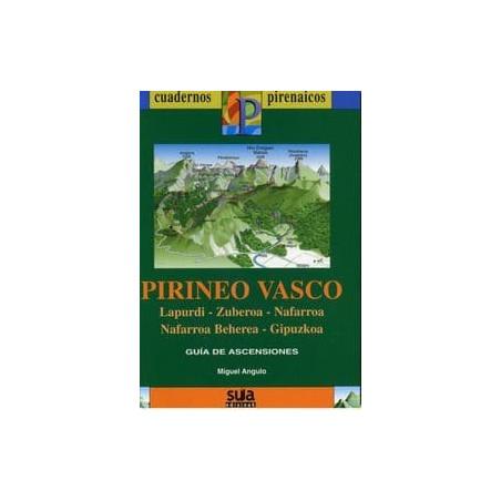 Achat Cartes randonnées  Pirineo Vasco - Sua