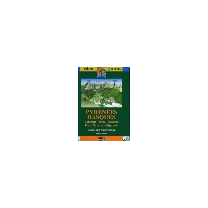 Achat Cartes randonnées Pyrénées Basques - Sua