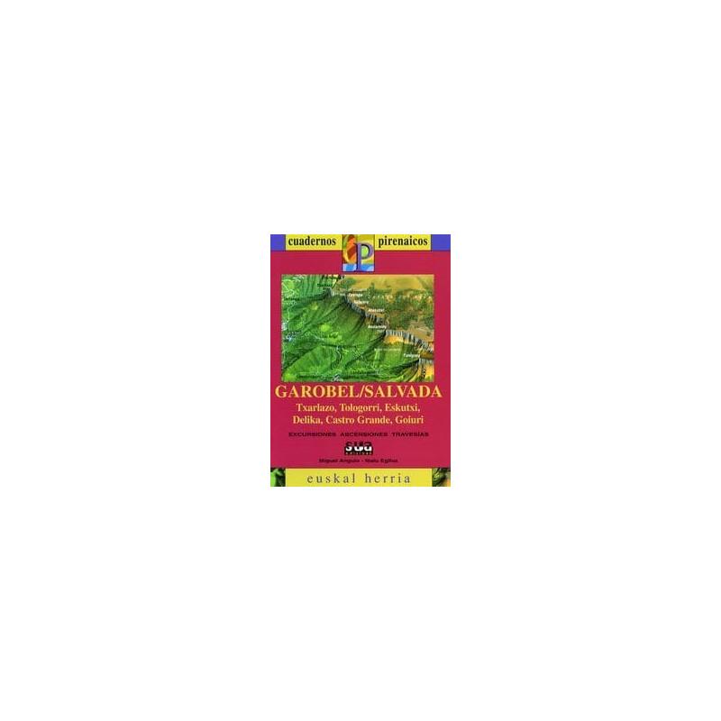 Achat Cartes randonnées Garobel, Salvada - Sua