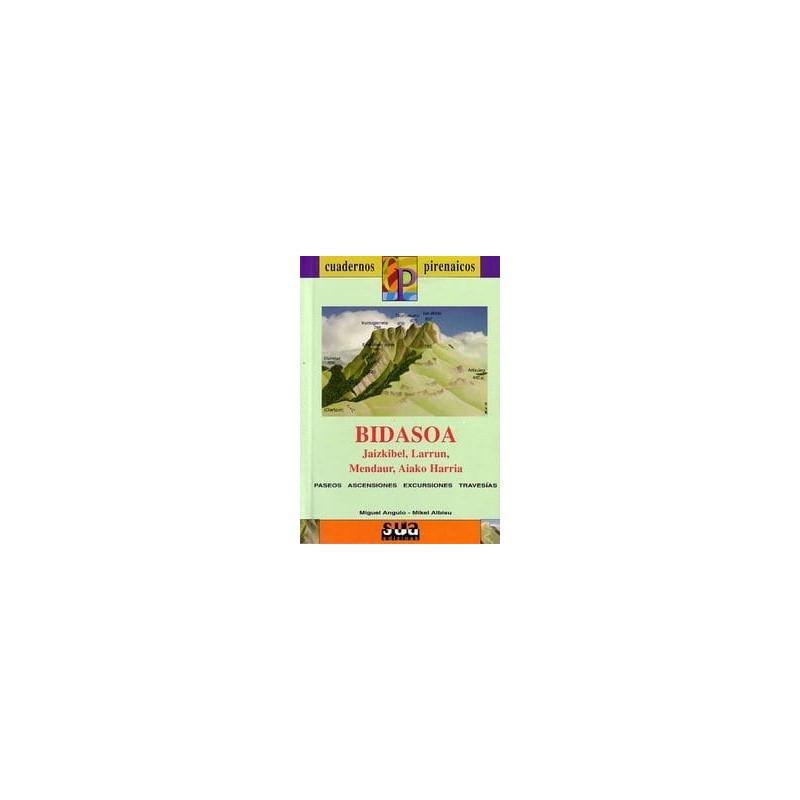 Achat Cartes randonnées Bidasoa - Sua