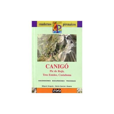 Achat Cartes randonnées Canigo - Sua