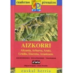 Achat Cartes randonnées Aizkorri - Sua
