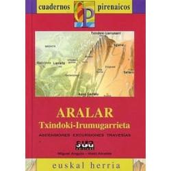 Achat Cartes randonnées Aralar - Sua