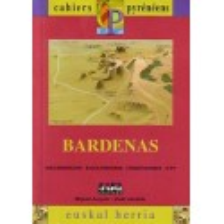 Achat Cartes randonnées Bardenas (fr) - Sua