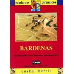 Achat Cartes randonnées Bardenas (esp) - Sua