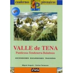 Achat Cartes randonnées Valle de Tena (esp) - Sua