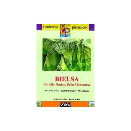 Achat Cartes randonnées Bielsa - Sua
