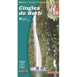 Achat Cartes randonnées Cingles de Berti - Alpina