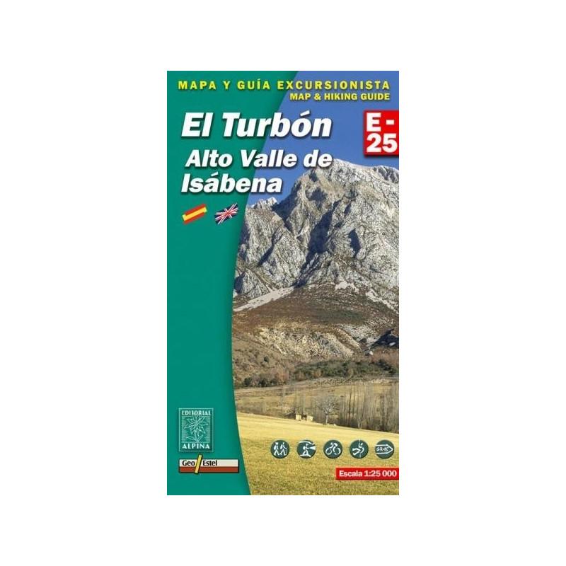 Achat Cartes randonnées Turbon - Alpina