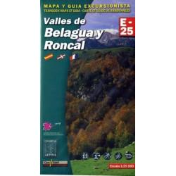 Achat Cartes randonnées Belagua, Roncal - Alpina