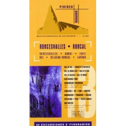 Achat Cartes randonnées Roncesvalles - Editorial Pirineo