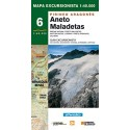 Achat Cartes randonnées Aneto Maladeta - Prames