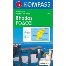 Rhodes - Kompass 248