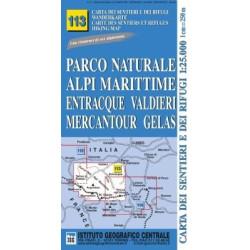 Parco Naturale Alpi Marittime, Entracque, Valdieri, Mercantour, Gelas - IGC 113