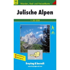 Alpes Juliennes - Freytag 141