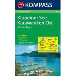 Klopeiner See - Karawanken - Kompass 65