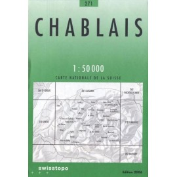 Chablais - swisstopo 271