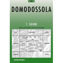Achat Carte randonnées swisstopo - Domodossola - 285