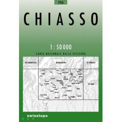 Achat Carte randonnées swisstopo - Chiasso - 296