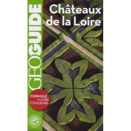 Achat Geoguide Châteaux de la Loire Guide Gallimard