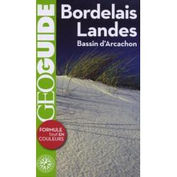 Achat Geoguide Bordelais,Landes,Bassin d'Arcachon Guide Gallimard