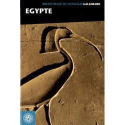 Achat guide Gallimard Egypte - Bibliothèque du Voyageur