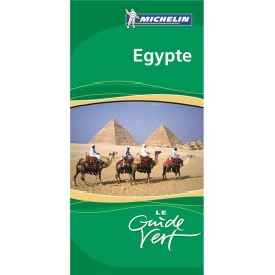 Guide Vert Egypte - Michelin (édition 2010)