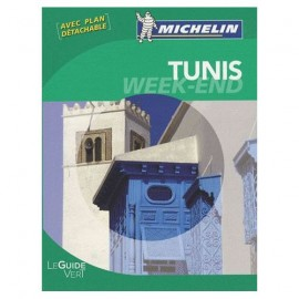 Un week-end à Guide à Tunis - Guide Vert Michelin (édition 2010)