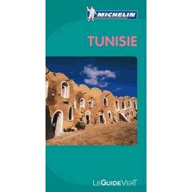 Guide Vert Tunisie - Michelin (édition 2011)