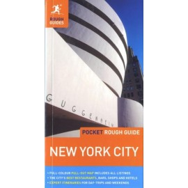 New York  Pocket  Rough Guide
